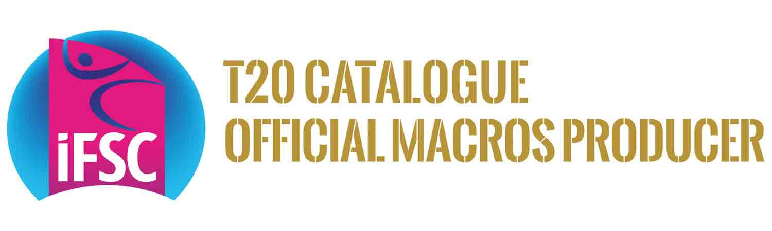 T20 catalogue official macros producer